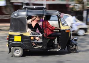 Autorickshaw in Delhi